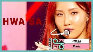 Baixar [쇼! 음악중심] 화사 -마리아 , HwaSa -Maria 20200704