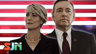 House Of Cards Teaser: Dark Skies and Dark Days
