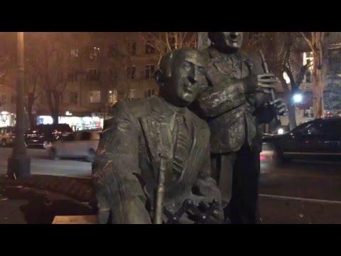 Yerevan, 09.12.15, We, Ulnetsiits Mashtots, Hushardzan, Nairi