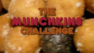 The Munchkin Challenge (VOMIT WARNING)