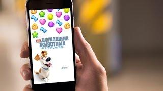 Тайная жизнь домашних животных: Без присмотра™ Gameplay iOS & Android HD