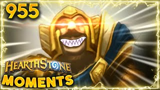 The ATTACK Of The LEGENDARY Dudes | Hearthstone Daily Moments Ep.954