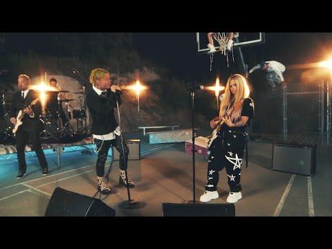 "Download MOD SUN - ""Flames"" (Feat. Avril Lavigne) - JIMMY KIMMEL LIVE"
