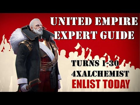 United Empire Expert Guide - Endless Space 2 - Turns 1-30