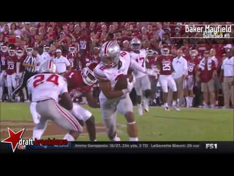 Baker Mayfield Vs. Ohio State (2016)