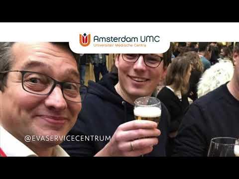 Compilatie Ambassadeurs Eva Servicecentrum (Amsterdam UMC)