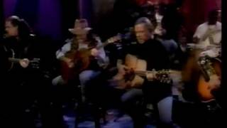 "Allman Brothers - ""Midnight Rider"" - acoustic - Gregg Allman & Dickey Betts"