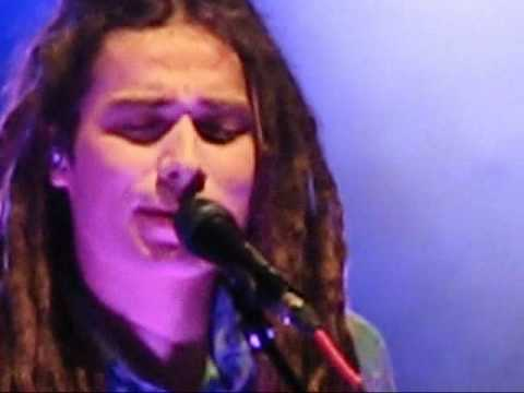 Jason Castro Somewhere Over The Rainbow - Young Life Concert