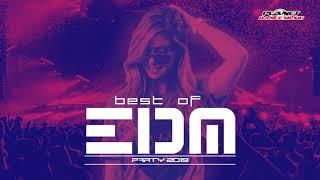 Best of EDM Party 2019   Continuous DJ Mix