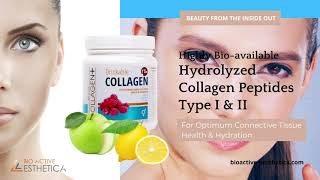 I WANT MORE NUTRITION FACTS FOR BIO ACTIVE COLLAGEN PLUS