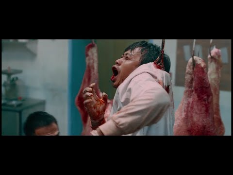 BUTCHER HOUSE FIGHT SCENE L The Night Comes For Us L HD