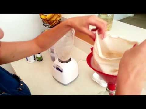 HOW TO MAKE RICE MILK - DIY