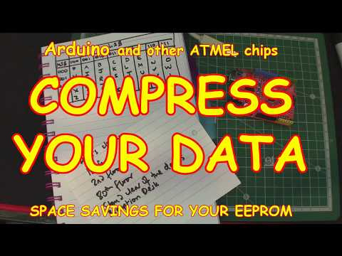 #93 EEPROM Data Compression