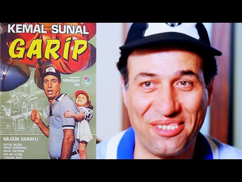 GARİP | Kemal Sunal Filmi (Restorasyonlu)