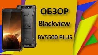 Blackview BV5500 Plus - полный обзор и тест в воде