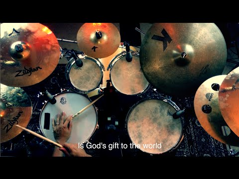 al-jarreau---god's-gift-to-the-world---drum-cover-by-leandro-caldeira