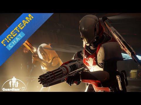 Destiny 2 Announcements Live From GuardianCon 2017 - Fireteam Chat Ep. 119