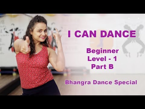 How to dance for Beginners | Aditi teaches easy Bhangra steps