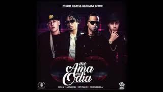 Ozuna - Me Ama Me Odia (Nikko Garcia Bachata Remix)