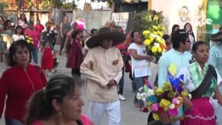 Convite de Cera Patronal 2016 de San Pablo Huixtepec, Oaxaca