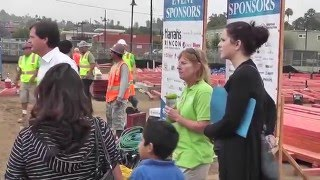 SD Habitat for Humanity 2014 Builders Blitz Partners: Shea Homes & Emmerson Construction