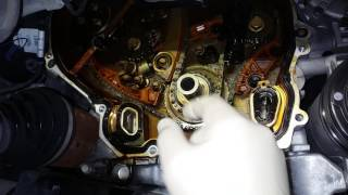 Buick Verano timing chain