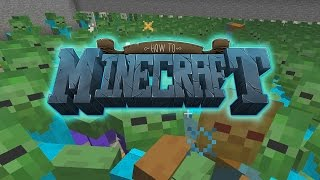 Minecraft: SMP HOW TO MINECRAFT S2 #9 'DOUBLE DUNGEON' with JeromeASF