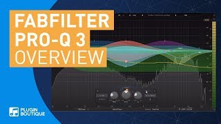 Pro-Q 3 by FabFilter | Review of Key New Features Tutorial