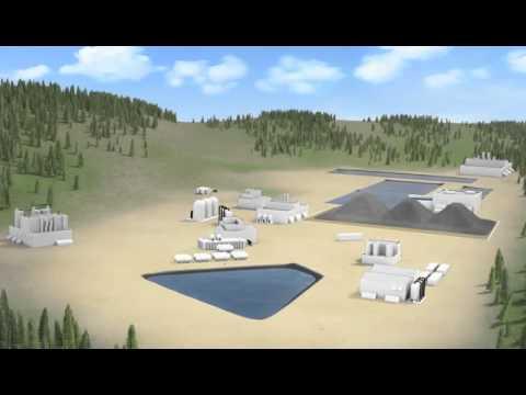 Cameco Millennium Mine Project Video (Cree)