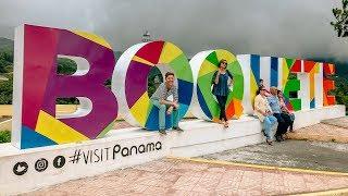 Goodbye Curiosity & Hello Cloud Forest - Panama Road Trip