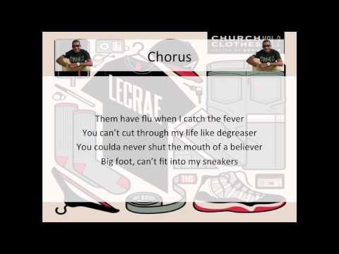 Lecrae - The Fever (feat. Andy Mineo & Papa San) - LYRICS