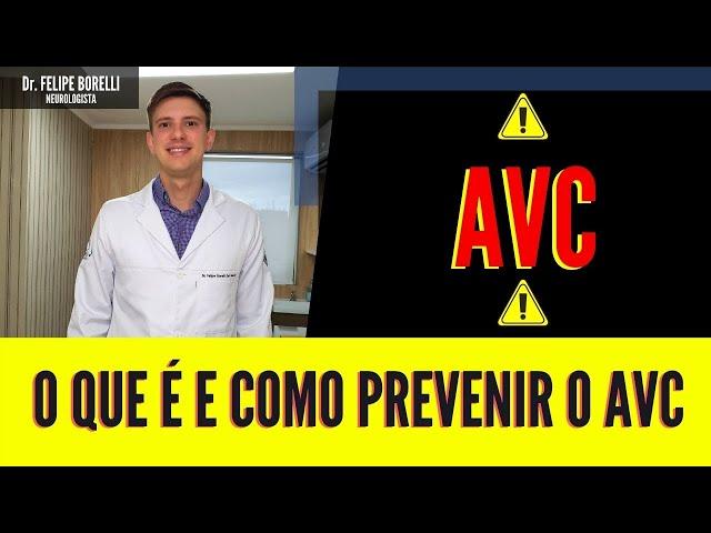 AVC - O Que é e Como Prevenir o AVC