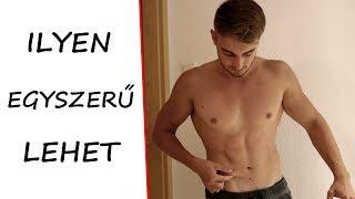 Zsírégetés OTTHON | HIIT edzés