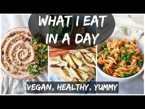 What I Eat In A Day (21) || HCLF VEGAN || DAY 19