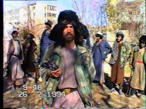 Afghanistan civil war