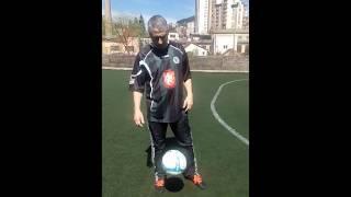 Maradona dribble [Football dribblings]