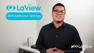 How to Set Up Your LaView NVR Part2