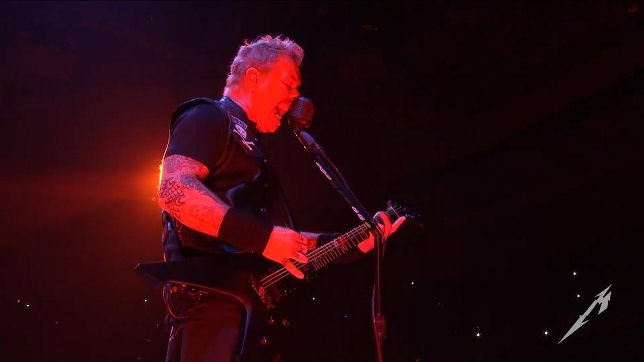 Metallica: Hardwired (Albany, NY — October 29, 2018)