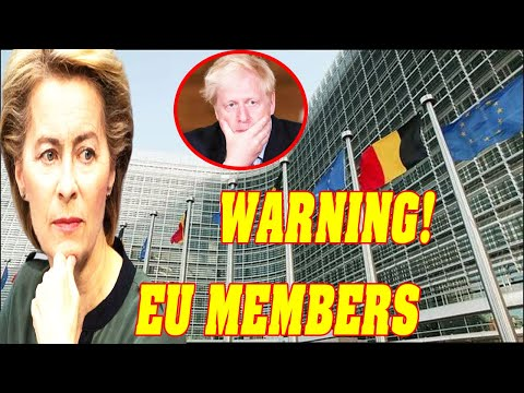 Exposed: Abuse of international law by numerous member state of EU | The EU's coming collapse