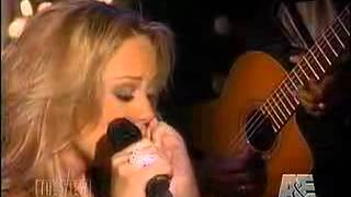 Mariah Carey - I Only Wanted Live on The View
