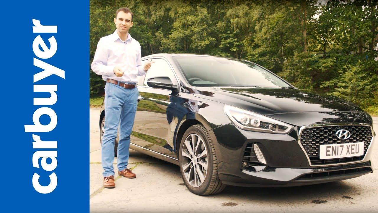 Hyundai i30 hatchback review 2017 – James Batchelor – Carbuyer