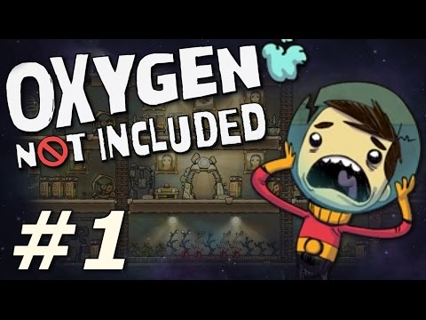 Oxygen Not Included: Early Access - Part 1