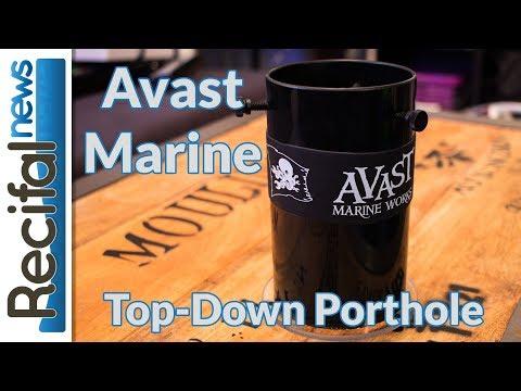 Avast Marine - Top-down Porthole
