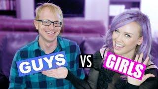GUYS VS GIRLS | Dating Advice ft. Joe Goes