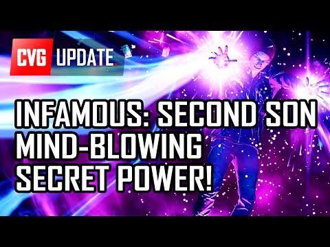 inFamous: Second Son' 'Paper Trail' DLC Rewards & Unlocks Revealed | 360x480