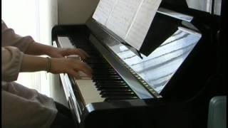 Happy birthday, dear 山P!!『夏のオリオン』を弾きました。