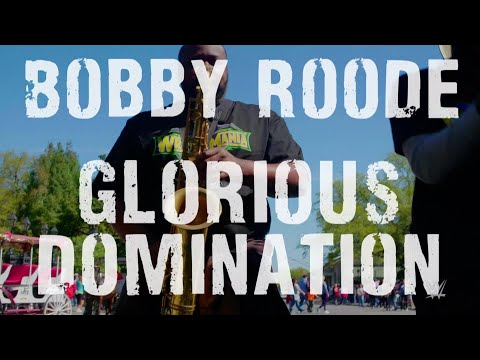 Bobby Roode's theme played by New Orleans brass band
