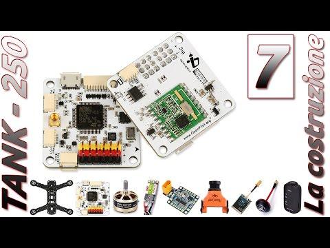 Configurazione del CC3D Revolution con LibrePilot (A) - Tank 250 - Parte 7