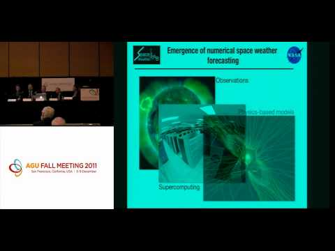 AGU FM11 - Getting Ready for Solar Max: Separating Space Weather Fact from Fiction