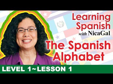 spanish-alphabet---el-alfabeto---level-1-lesson-1-(with-bloopers)